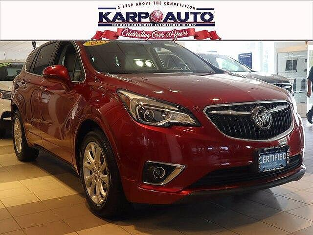 2019 Buick Envision Preferred for sale in Rockville Centre, NY