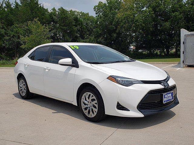 2019 Toyota Corolla SE for sale in Rockwall, TX
