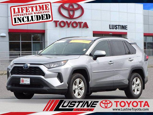2020 Toyota RAV4 LE for sale in Woodbridge, VA