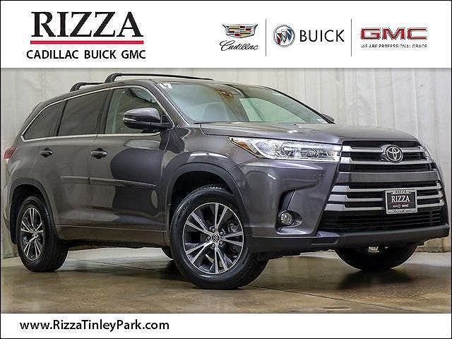 2017 Toyota Highlander LE for sale in Tinley Park, IL