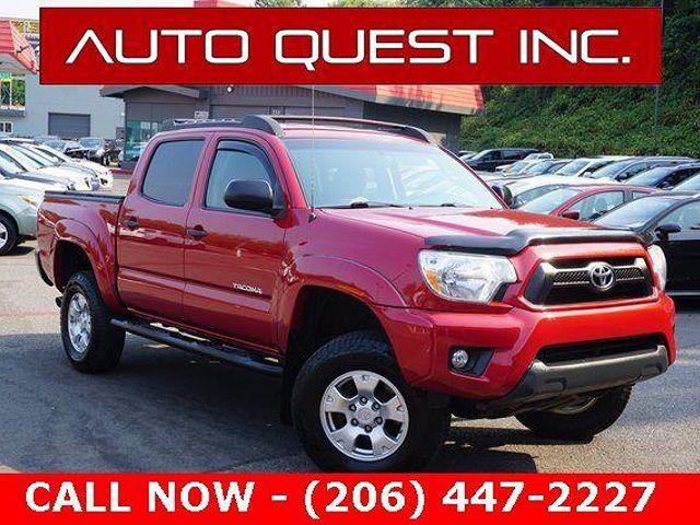 2013 Toyota Tacoma 4WD Double Cab V6 AT (Natl) for sale in Renton, WA