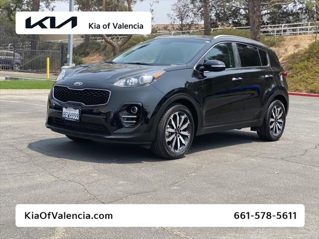 2019 Kia Sportage EX for sale in Santa Clarita, CA