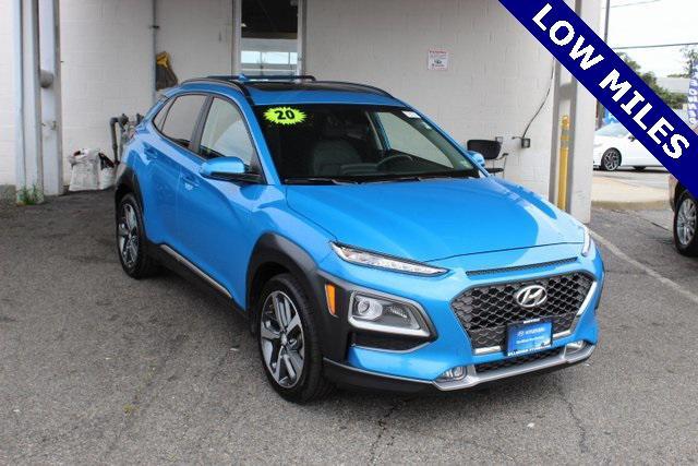 2020 Hyundai Kona Limited for sale in Hempstead, NY