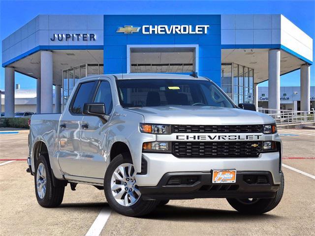 2021 Chevrolet Silverado 1500 Custom for sale in Garland, TX