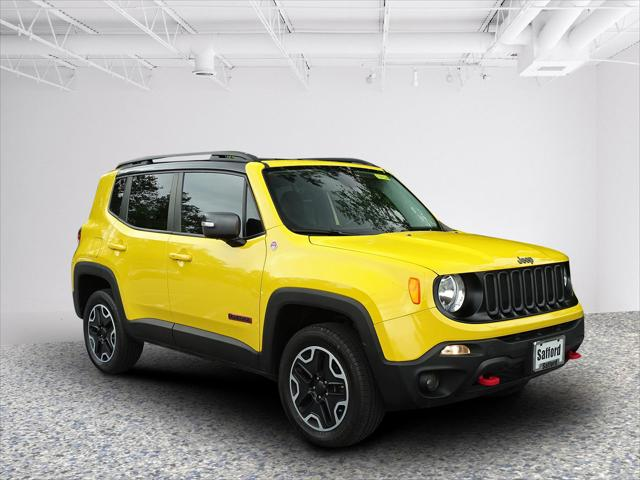 2016 Jeep Renegade Trailhawk for sale in Winchester, VA