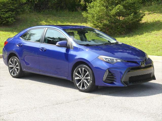 2017 Toyota Corolla XSE for sale in Mount Airy, MD