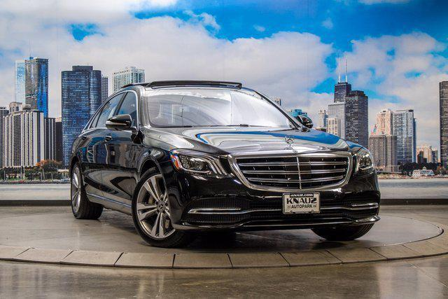 2018 Mercedes-Benz S-Class S 450 for sale in Lake Bluff, IL