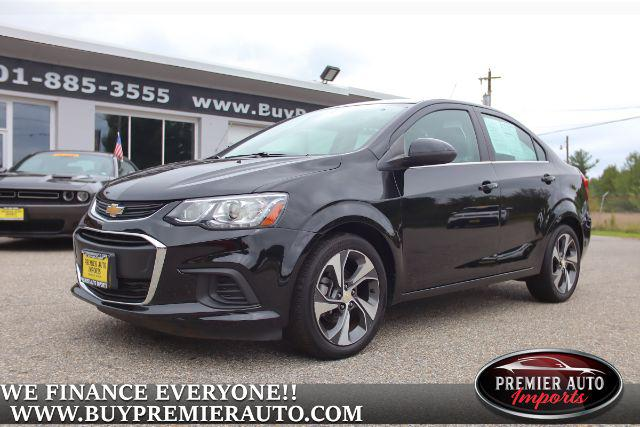 2020 Chevrolet Sonic Premier for sale in Waldorf, MD