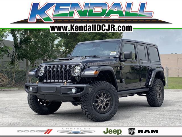 2021 Jeep Wrangler Unlimited Rubicon 392 for sale in Miami, FL