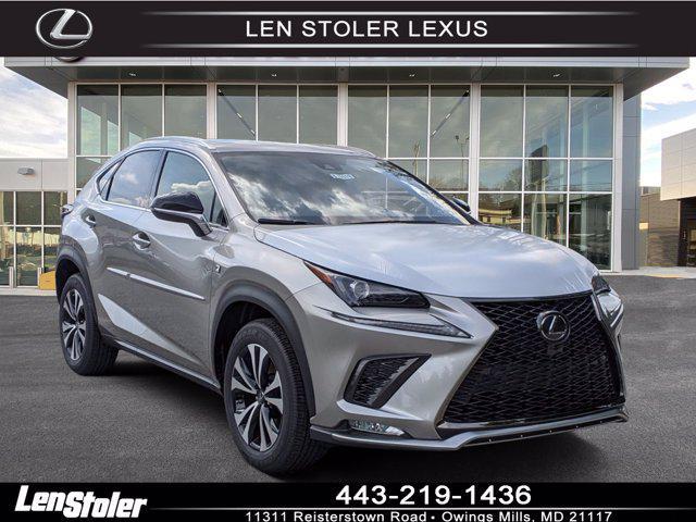 2021 Lexus NX NX 300 F SPORT for sale in Owings Mills, MD