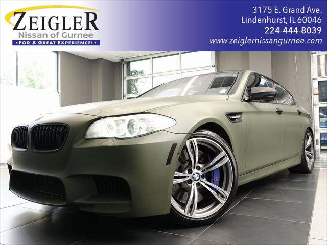 2012 BMW M5 4dr Sdn for sale in Schaumburg, IL