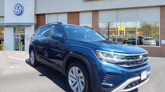 2021 Volkswagen Atlas 3.6L V6 SE w/Technology for sale in Alexandria, VA