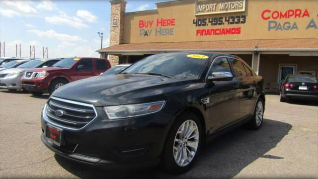 2013 Ford Taurus Limited for sale in Bethany, OK