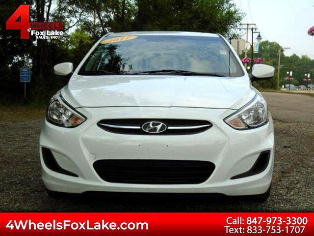 2017 Hyundai Accent SE for sale in Fox Lake, IL