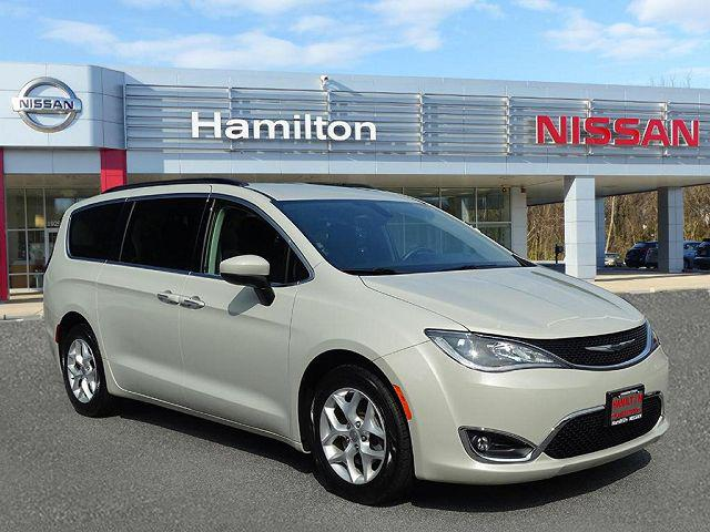 2017 Chrysler Pacifica Touring Plus for sale in Hagerstown, MD