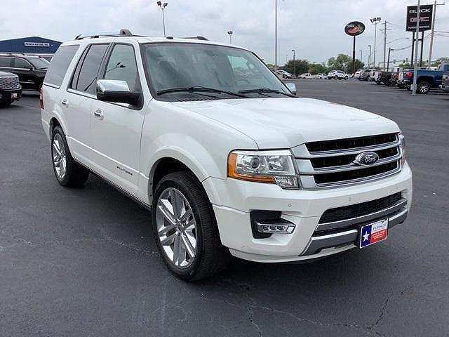 2016 Ford Expedition Platinum for sale in Pleasanton, TX