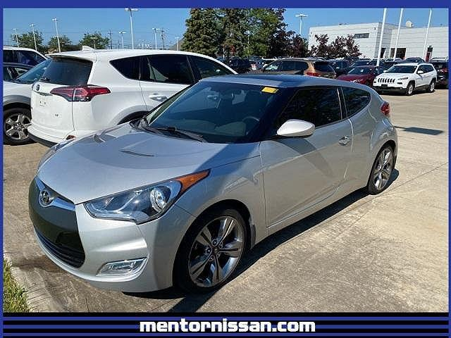 2012 Hyundai Veloster w/Black Int for sale in Mentor, OH