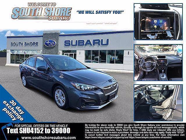 2018 Subaru Impreza Premium for sale in Lindenhurst, NY