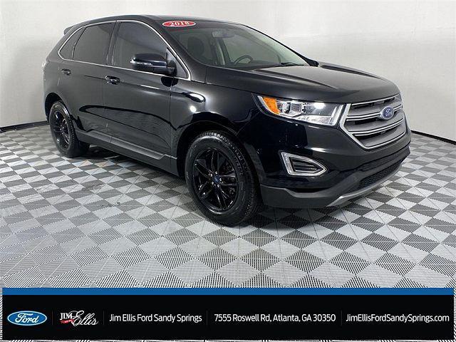 2018 Ford Edge SEL for sale in Atlanta, GA