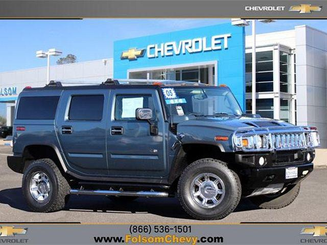 2005 HUMMER H2 SUV for sale in Folsom, CA