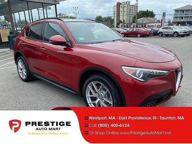 2018 Alfa Romeo Stelvio Ti Sport for sale in East Providence, RI