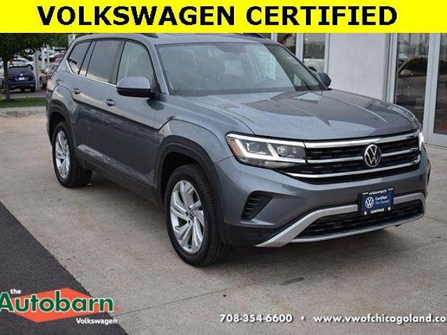 2021 Volkswagen Atlas 3.6L V6 SE w/Technology for sale in Countryside, IL