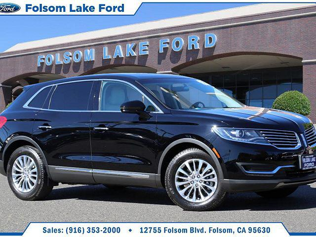 2018 Lincoln MKX Select for sale in Folsom, CA