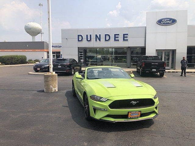 2020 Ford Mustang EcoBoost Premium for sale in East Dundee, IL