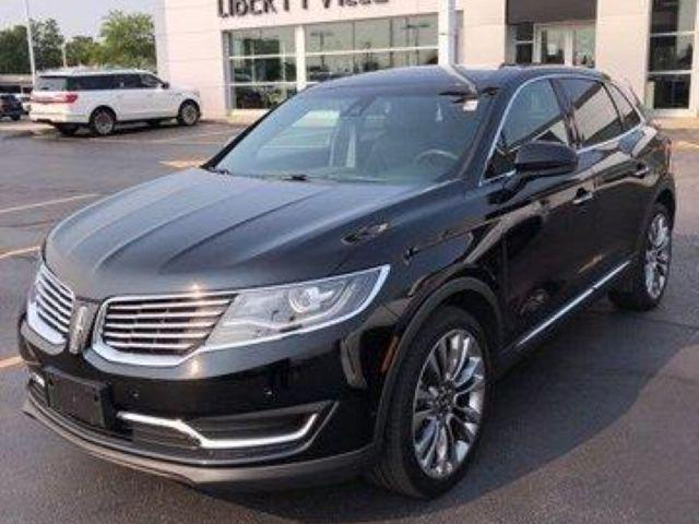 2016 Lincoln MKX Reserve for sale in Libertyville, IL