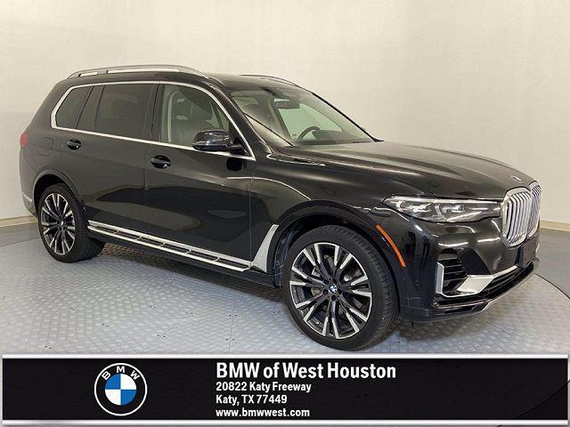 2019 BMW X7 xDrive50i for sale in Katy, TX