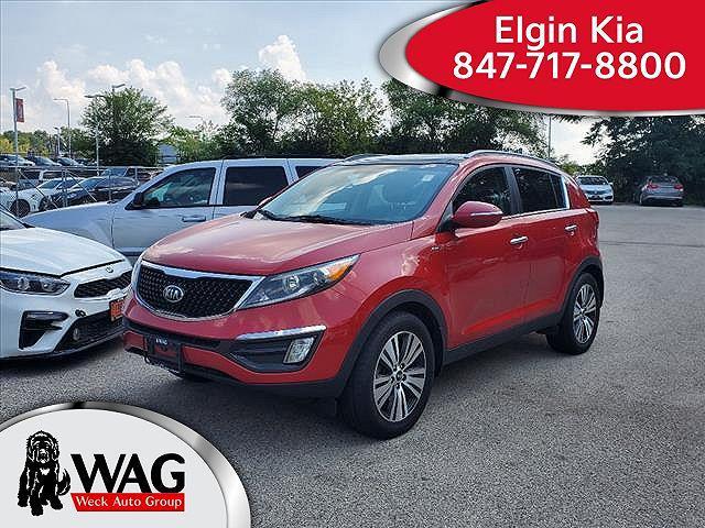 2015 Kia Sportage EX for sale in Elgin, IL
