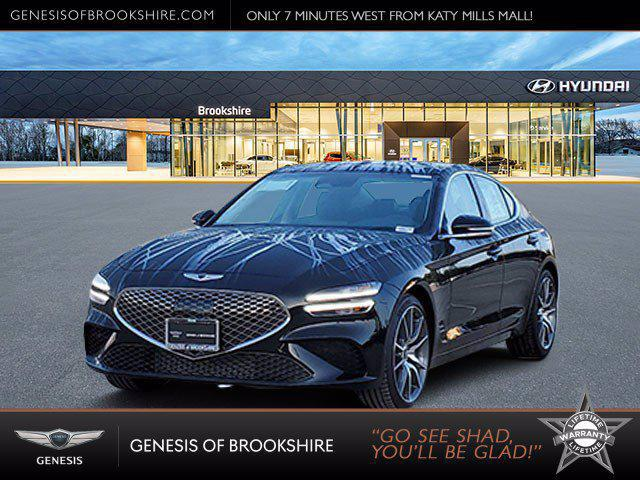 2022 Genesis G70 2.0T for sale in BROOKSHIRE, TX