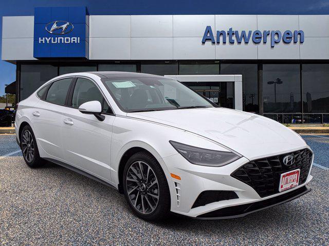 2022 Hyundai Sonata Limited for sale in BALTIMORE, MD