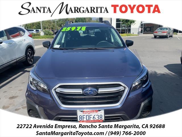 2018 Subaru Outback 2.5i for sale in Rancho Santa Margarita, CA