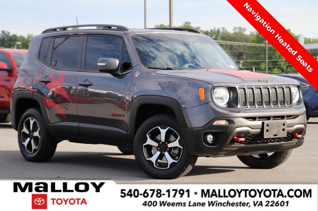 2020 Jeep Renegade Trailhawk for sale in Winchester, VA