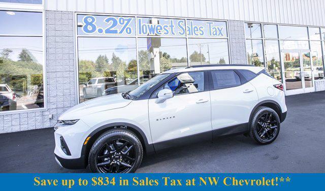 2021 Chevrolet Blazer LT for sale in McKenna, WA