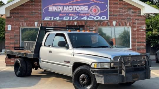 """2001 Dodge Ram 3500 4dr Quad Cab 155"""" WB DRW for sale in Garland, TX"""