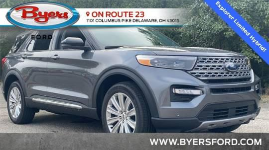 2021 Ford Explorer Limited for sale in Delaware, OH
