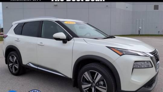 2021 Nissan Rogue SL for sale in Michigan City, IN