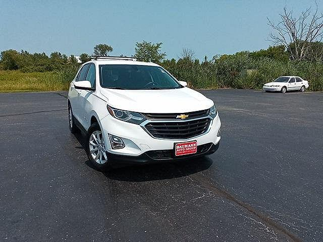 2018 Chevrolet Equinox LT for sale in Port Clinton, OH
