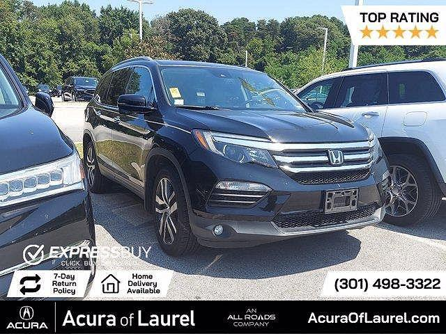 2017 Honda Pilot Touring for sale in Laurel, MD