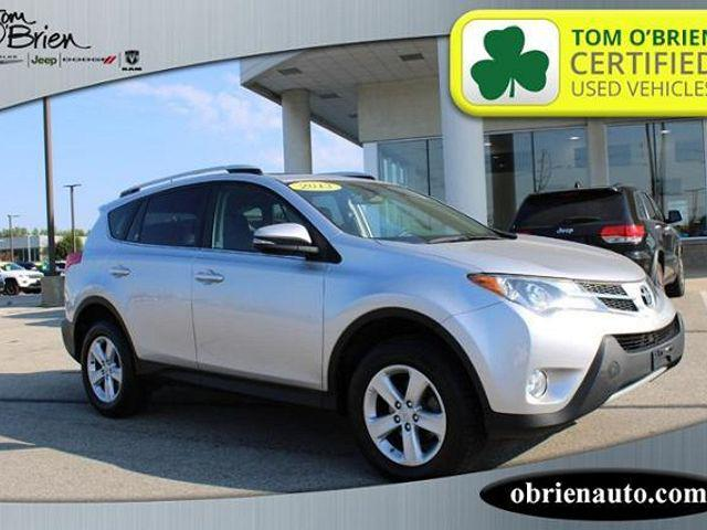 2013 Toyota RAV4 XLE for sale in Indianapolis, IN