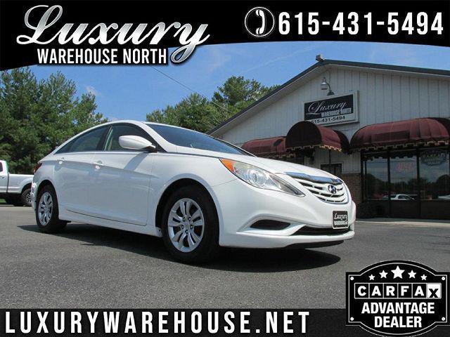 2012 Hyundai Sonata GLS for sale in Hendersonville, TN