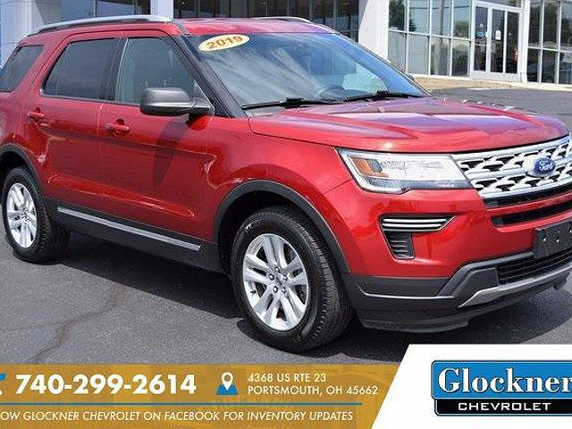 2019 Ford Explorer XLT for sale in Portsmouth, OH
