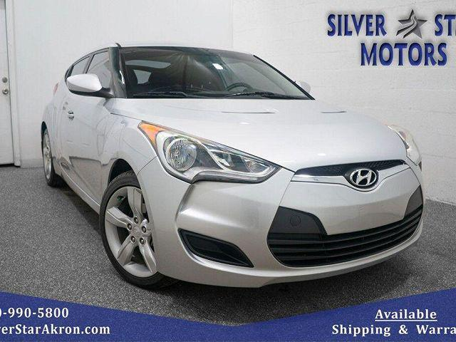 2013 Hyundai Veloster w/Black Int for sale in Tallmadge, OH
