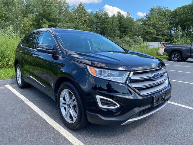 2018 Ford Edge Titanium for sale in Torrington, CT