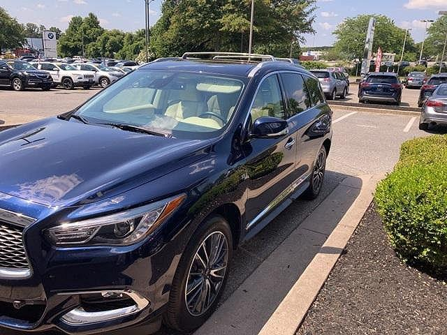 2018 INFINITI QX60 AWD for sale in Silver Spring, MD