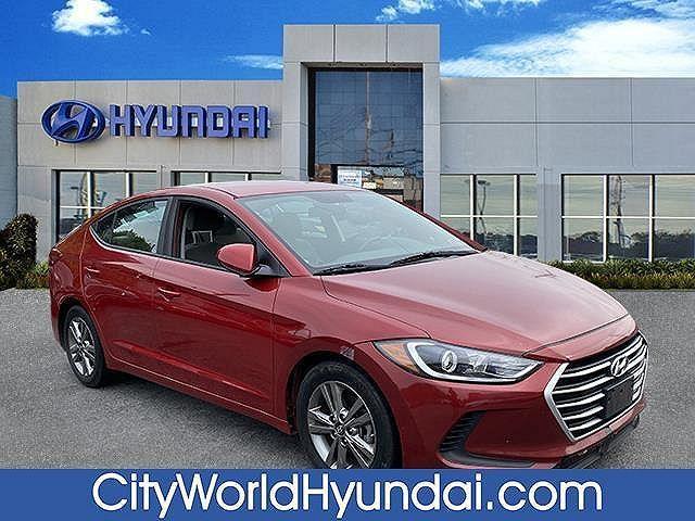 2018 Hyundai Elantra SEL for sale in Bronx, NY