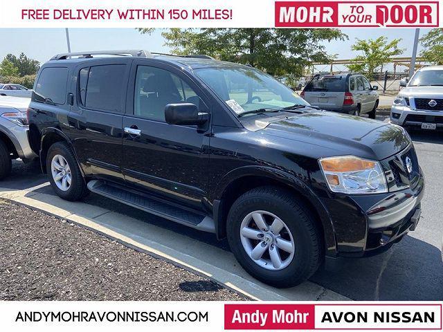 2013 Nissan Armada SV for sale in Avon, IN