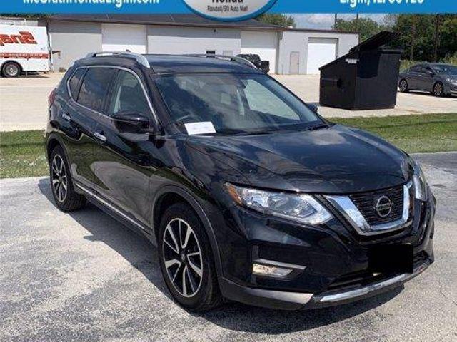 2019 Nissan Rogue SL for sale in Elgin, IL